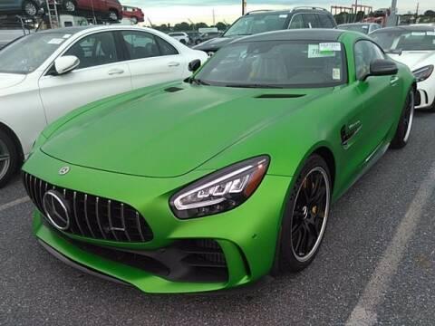 2020 Mercedes-Benz AMG GT for sale at DeluxeNJ.com in Linden NJ