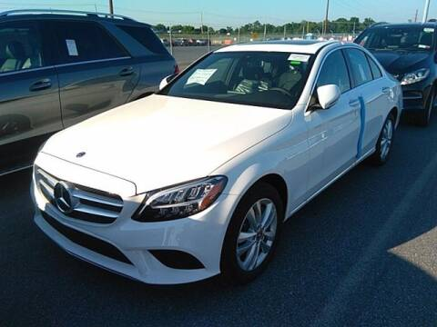 2019 Mercedes-Benz C-Class for sale at DeluxeNJ.com in Linden NJ