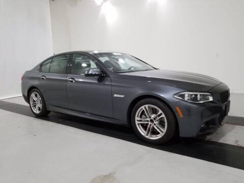 2016 BMW 5 Series for sale at DeluxeNJ.com in Linden NJ