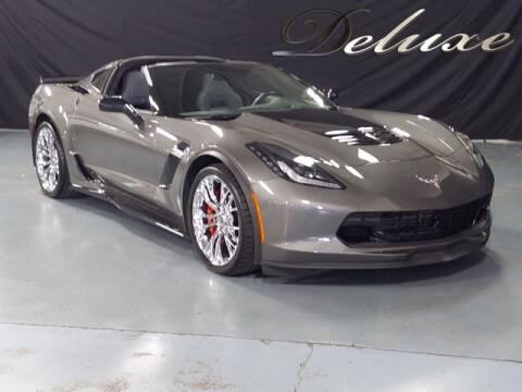 2015 Chevrolet Corvette for sale at DeluxeNJ.com in Linden NJ
