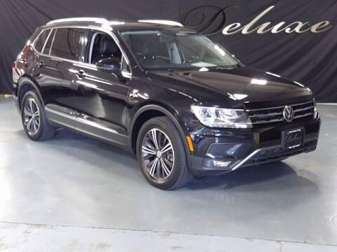 2018 Volkswagen Tiguan for sale at DeluxeNJ.com in Linden NJ