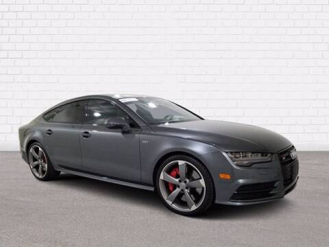 2018 Audi S7 for sale at DeluxeNJ.com in Linden NJ