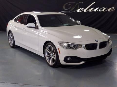 2017 BMW 4 Series for sale at DeluxeNJ.com in Linden NJ