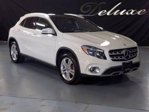 2018 Mercedes-Benz GLA for sale at DeluxeNJ.com in Linden NJ