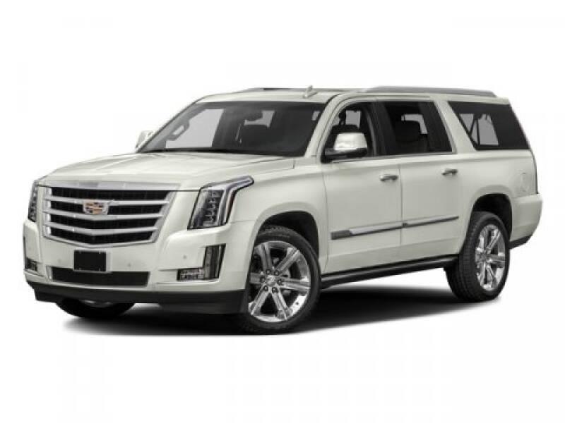 2016 Cadillac Escalade ESV for sale at DeluxeNJ.com in Linden NJ