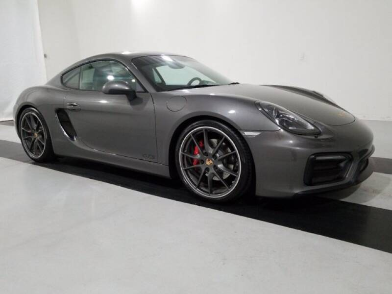 2015 Porsche Cayman for sale at DeluxeNJ.com in Linden NJ