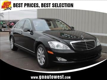 2007 Mercedes-Benz S-Class for sale in Allegan, MI
