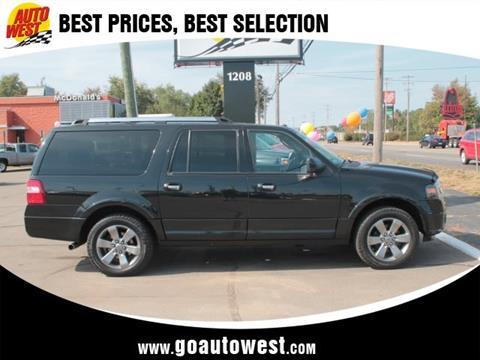 2011 Ford Expedition EL for sale in Allegan, MI