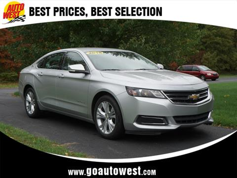 2015 Chevrolet Impala For Sale In Allegan, MI
