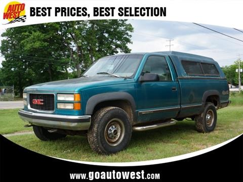 1996 GMC Sierra 2500 for sale in Allegan, MI