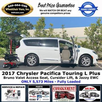 2017 Chrysler Pacifica for sale in Laguna Hills, CA