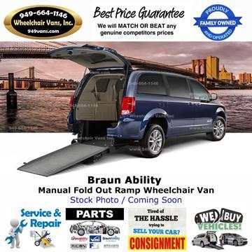 2013 Dodge Grand Caravan for sale in Laguna Hills, CA