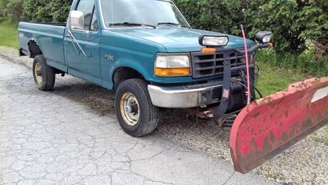 1996 Ford F-250 for sale in Sidney, OH