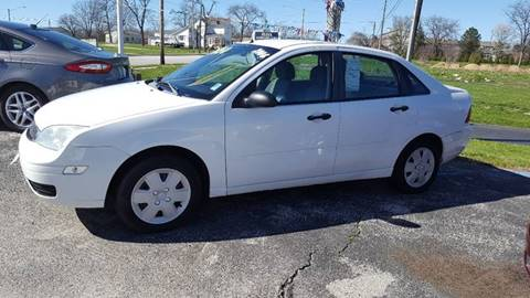 2006 Ford Focus for sale in Sidney, OH