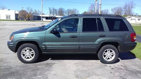 2002 Jeep Grand Cherokee for sale in Sidney, OH