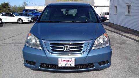 2010 Honda Odyssey for sale in Sidney, OH