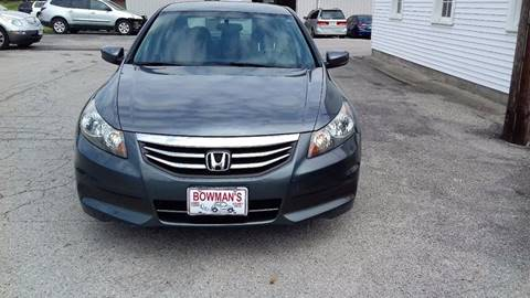2011 Honda Accord for sale in Sidney, OH