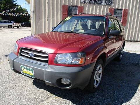 2005 Subaru Forester for sale in Alfred, ME