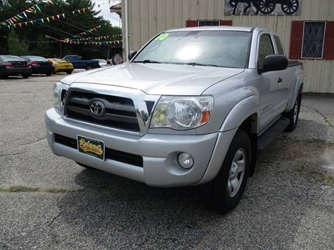 2010 Toyota Tacoma for sale in Alfred, ME
