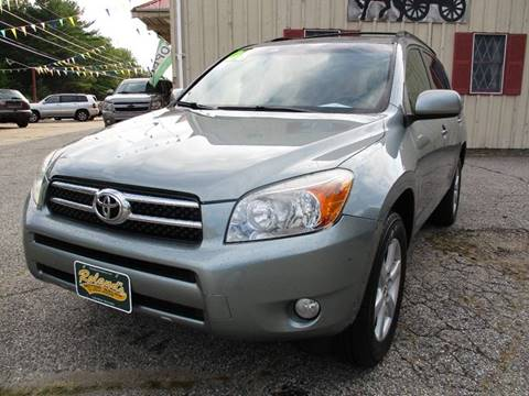 2008 Toyota RAV4 for sale in Alfred, ME