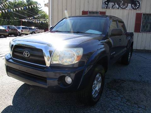 2007 Toyota Tacoma for sale in Alfred, ME