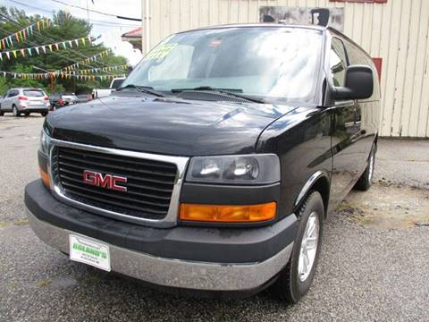 2013 GMC Savana Passenger for sale in Alfred, ME