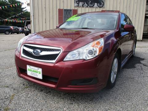 2011 Subaru Legacy for sale in Alfred, ME