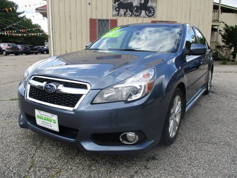 2013 Subaru Legacy for sale in Alfred, ME