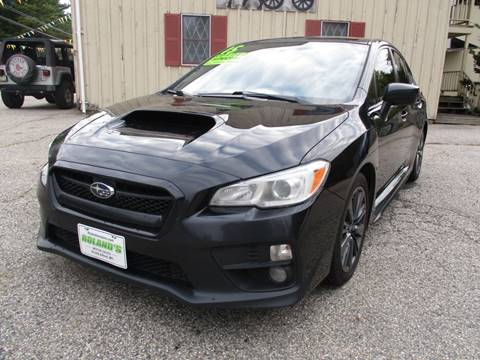 2015 Subaru WRX for sale in Alfred, ME