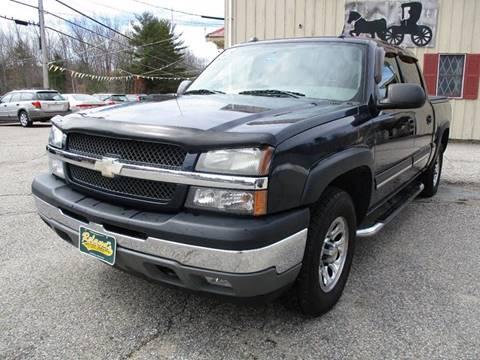 2005 Chevrolet Silverado 1500 for sale in Alfred, ME
