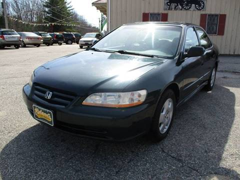 2001 Honda Accord for sale in Alfred, ME
