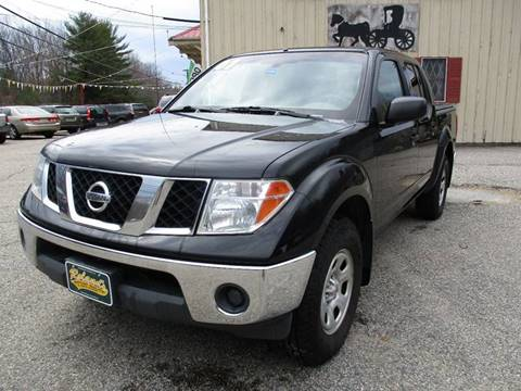 2007 Nissan Frontier for sale in Alfred, ME