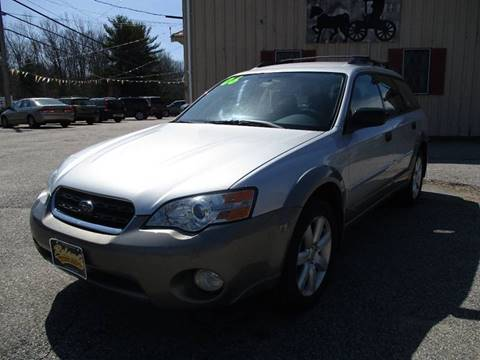 2006 Subaru Outback for sale in Alfred, ME