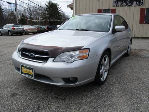 2007 Subaru Legacy for sale in Alfred, ME