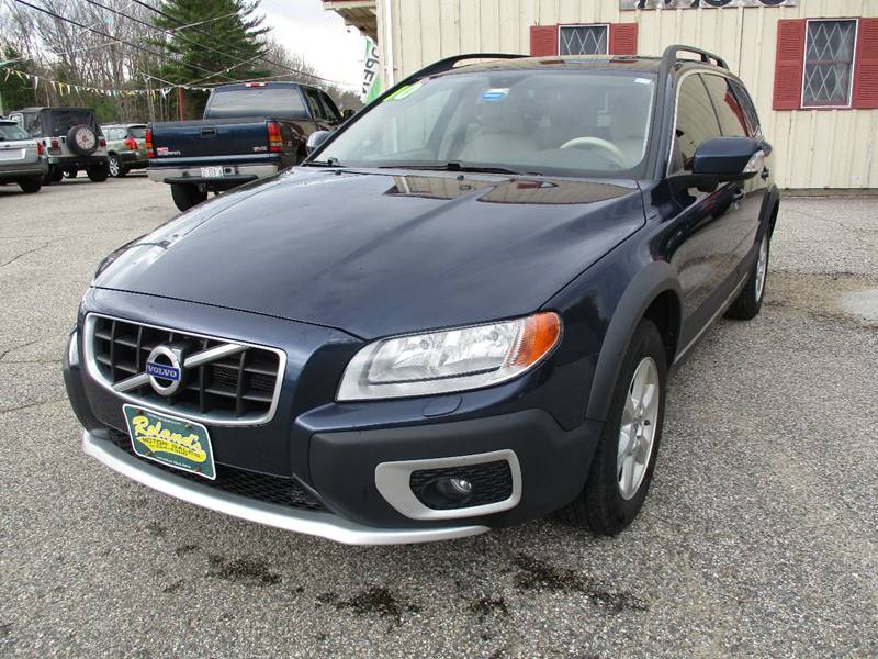 2010 Volvo XC70 for sale at Roland's Motor Sales in Alfred ME