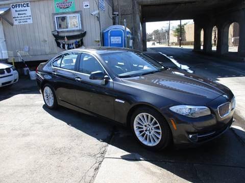 2013 BMW 5 Series for sale in Milford, PA