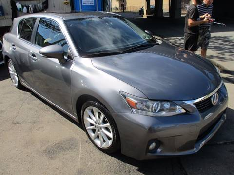 2012 Lexus CT 200h for sale in Milford, PA