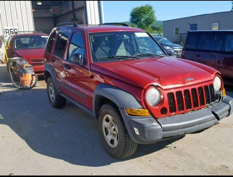 2007 Jeep Liberty for sale in Milford, PA