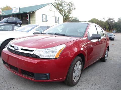 2010 Ford Focus for sale in Milford, PA