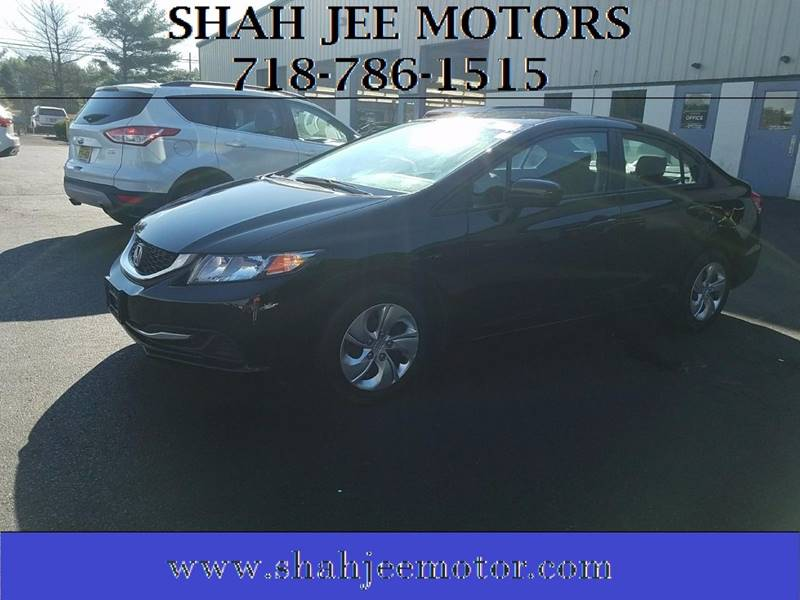 2014 Honda Civic LX 4dr Sedan CVT - Woodside NY