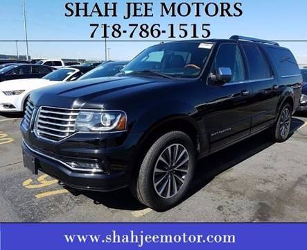 2016 Lincoln Navigator L for sale in Woodside, NY