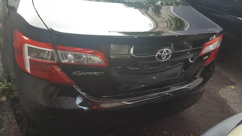 2014 Toyota Camry SE 4dr Sedan - Woodside NY