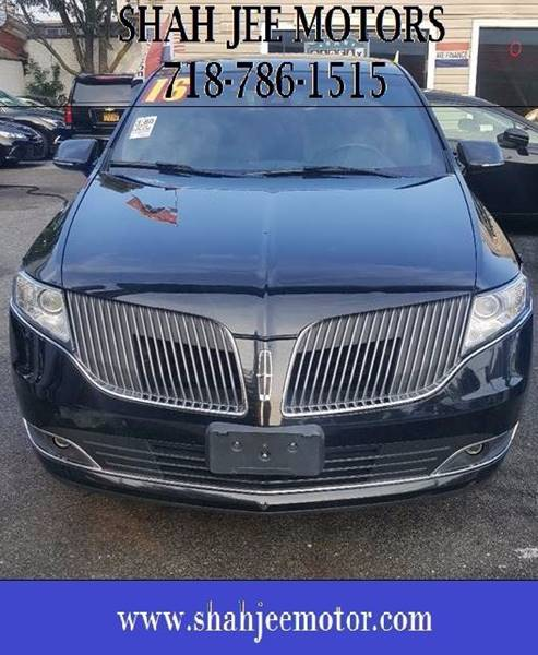 2016 Lincoln MKT Town Car AWD Livery Fleet 4dr Crossover - Woodside NY