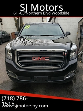 2019 GMC Yukon XL for sale in Woodside, NY