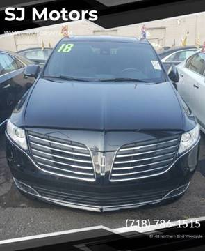 2018 Lincoln MKT Town Car for sale in Woodside, NY