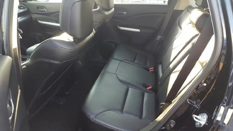 2015 Honda CR-V AWD Touring 4dr SUV - Woodside NY