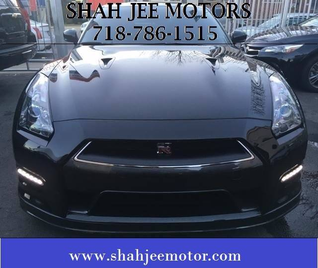 2013 Nissan GT-R AWD Black Edition 2dr Coupe - Woodside NY
