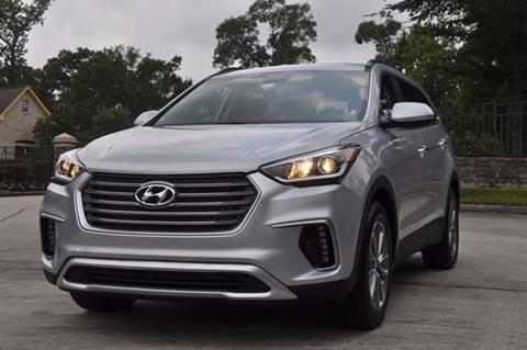 2017 Hyundai Santa Fe for sale in Oklahoma City OK