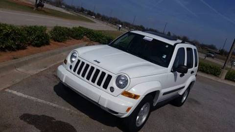 2007 Jeep Liberty for sale in Oklahoma City OK