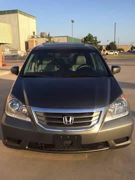 2008 Honda Odyssey for sale in Oklahoma City OK